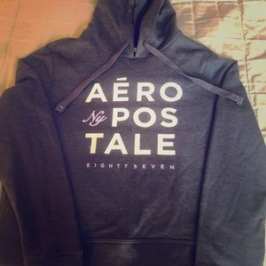 Aeropostale N.Y. Hooded Sweatshirt